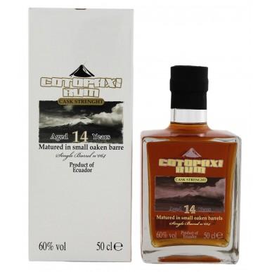 Cotopaxi Rum 14 let 0,5L