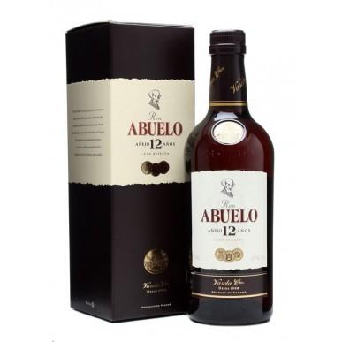 Abuelo Anejo Rum 12yo 0,7L