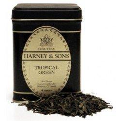 Harney & Sons - Tropical Green 113g (zelený sypaný čaj)