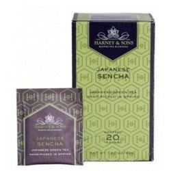Harney & Sons - Japanese Sencha (zelený čaj 20 sáčků)