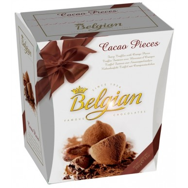 Belgian - Fancy Truffles bonboniéra kakaové pralinky 200g