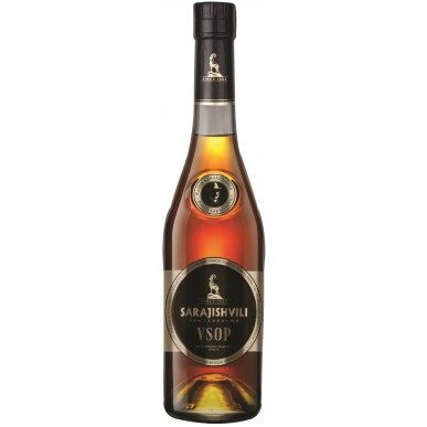 Sarajishvili VSOP Brandy 0,7L