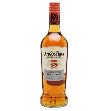 Angostura Gold Rum 5 let 0,7l