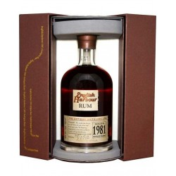 English Harbour Distilled 1981 Rum 25yo 0,7L