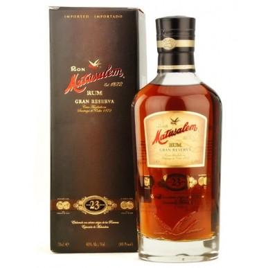 Matusalem Gran Reserva Solera Rum 23yo 0,7L