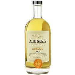 Mezan 2005 Single Distillery Guyana Diamond Rum 0,7L
