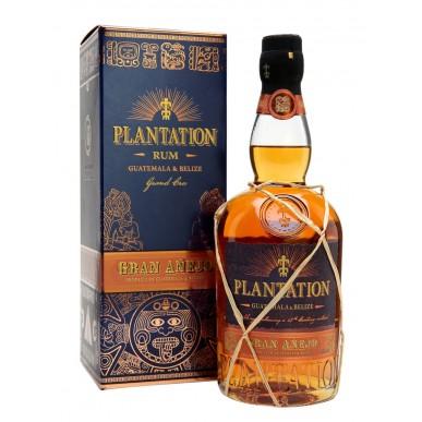 Plantation Guatemala & Belize Gran Anejo Rum 0,7L