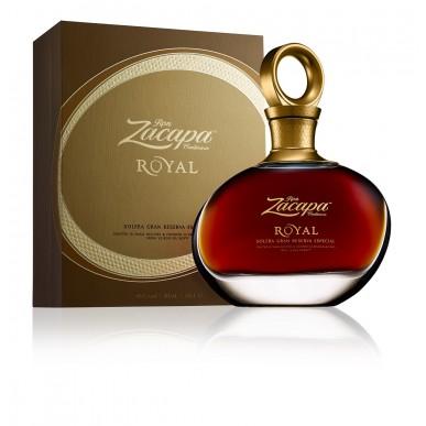 Ron Zacapa Centenario Royal Solera Gran Reserva Especial Rum 0,7L