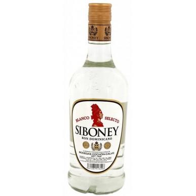 Siboney Blanco Selecto Rum 0,7L