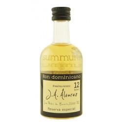 Summum Ron Dominicano Reserva Especial Rum 12yo 0,05L