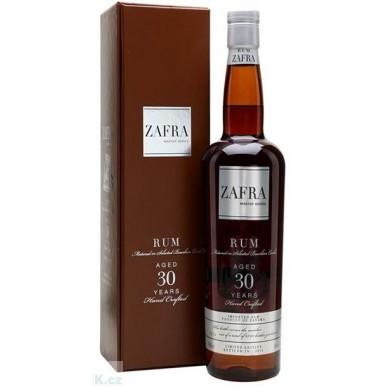 Zafra Master Series Rum 30yo 0,7L