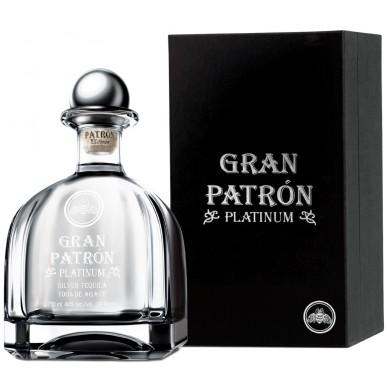 Gran Patron Platinum Tequila 0,7L