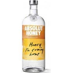 Absolut Honey Vodka 1L