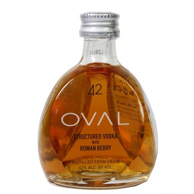 Oval 42 Rowan Berry Vodka 0,05L