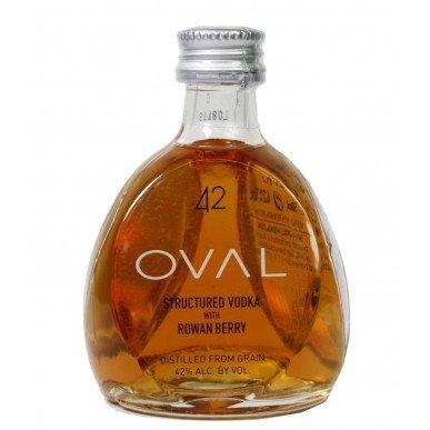Oval 42 Rowan Berry Vodka 0,05L