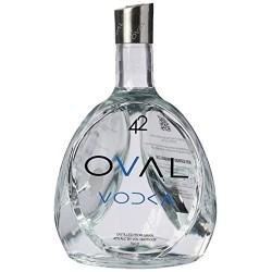Oval 42 Vodka 0,7L