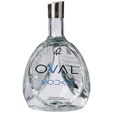 Oval 42 Vodka 0,7L