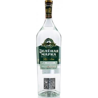 Zelyonaya Marka Kedrovaya Vodka 0,5L
