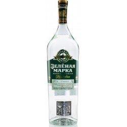 Zelyonaya Marka Kedrovaya Vodka 1L