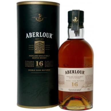 Aberlour Double Cask Matured Whisky 16yo 0,7L