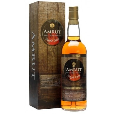Amrut Indian Single Cask Whisky 0,7L