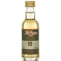 Arran Whisky 10yo 0,05L