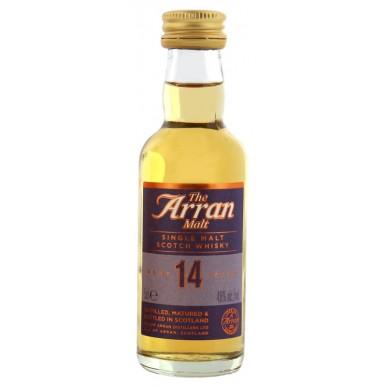 Arran Whisky 14yo 0,05L