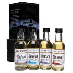 BenRiach Collection Classic Speyside Whisky Miniset 4x0,05L