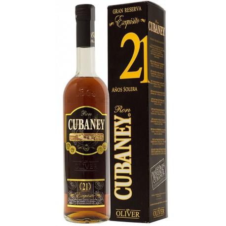 Cubaney Gran Reserva Exquisito XO Rum 21 let 0,7L