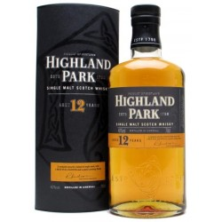 Highland Park Whisky 12yo 0,7L