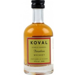 Koval Bourbon Whiskey 0,05L