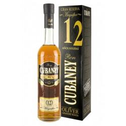 Cubaney Gran Reserva Magnifico Rum 12 let 0,7L