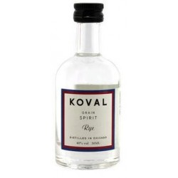 Koval Grain Spirit Rye Whiskey 0,05L