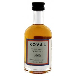 Koval Millet Whiskey 0,05L