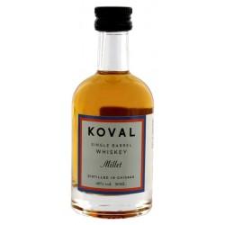 Koval Millet Whiskey 0,05L