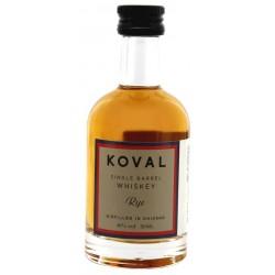 Koval Rye Whiskey 0,05L