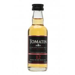 Tomatin Whisky 12yo 0,05L