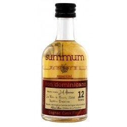 Summum Ron Dominicano Cognac Finish Rum 12yo 0,05L