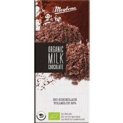 Meybona Organic - mléčná čokoláda 100g