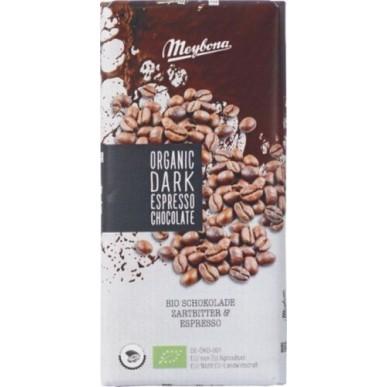 Meybona Organic Dark Espresso - čokoláda 100g