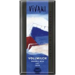 Vivani Bio - mléčná čokoláda 100g