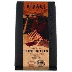 Vivani Bio - čokoláda s 71% kakaa 100g