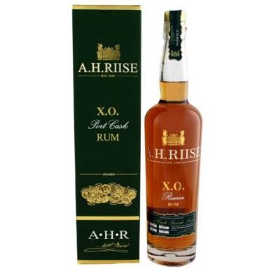 A.H. Riise XO Reserve Port Cask Single Barrel Rum 0,7L