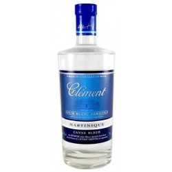 Clement Canne Bleue Edition Rhum 0,7L