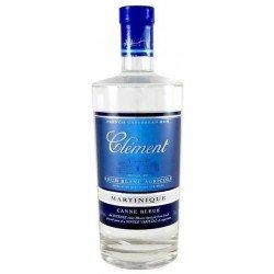 Clement Canne Bleue Edition Rhum 0,7L