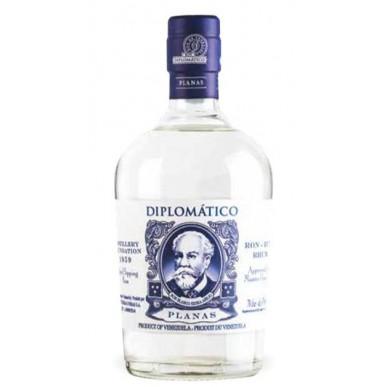 Diplomatico Planas Blanco Extra Anejo Rum 0,7L