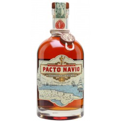 Pacto Navio Single Distillery Cuban Rum by Havana Club 0,7L