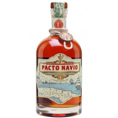 Pacto Navio Single Distillery Cuban Rum by Havana Club 0,7L