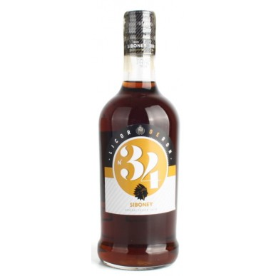Siboney 34 Rum 0,7L (nový design)