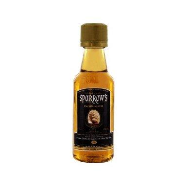 Sunset Sparrow's Premium Rum 0,05L (Plastová lahev)